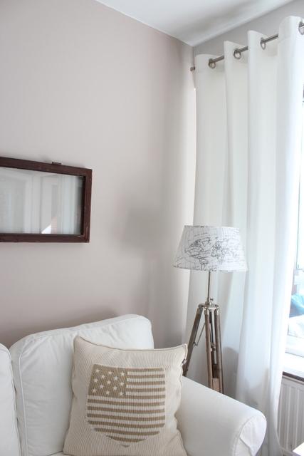 Home Vanilla Kuukauden sisustusvinkki Ikean valkoiset verhot