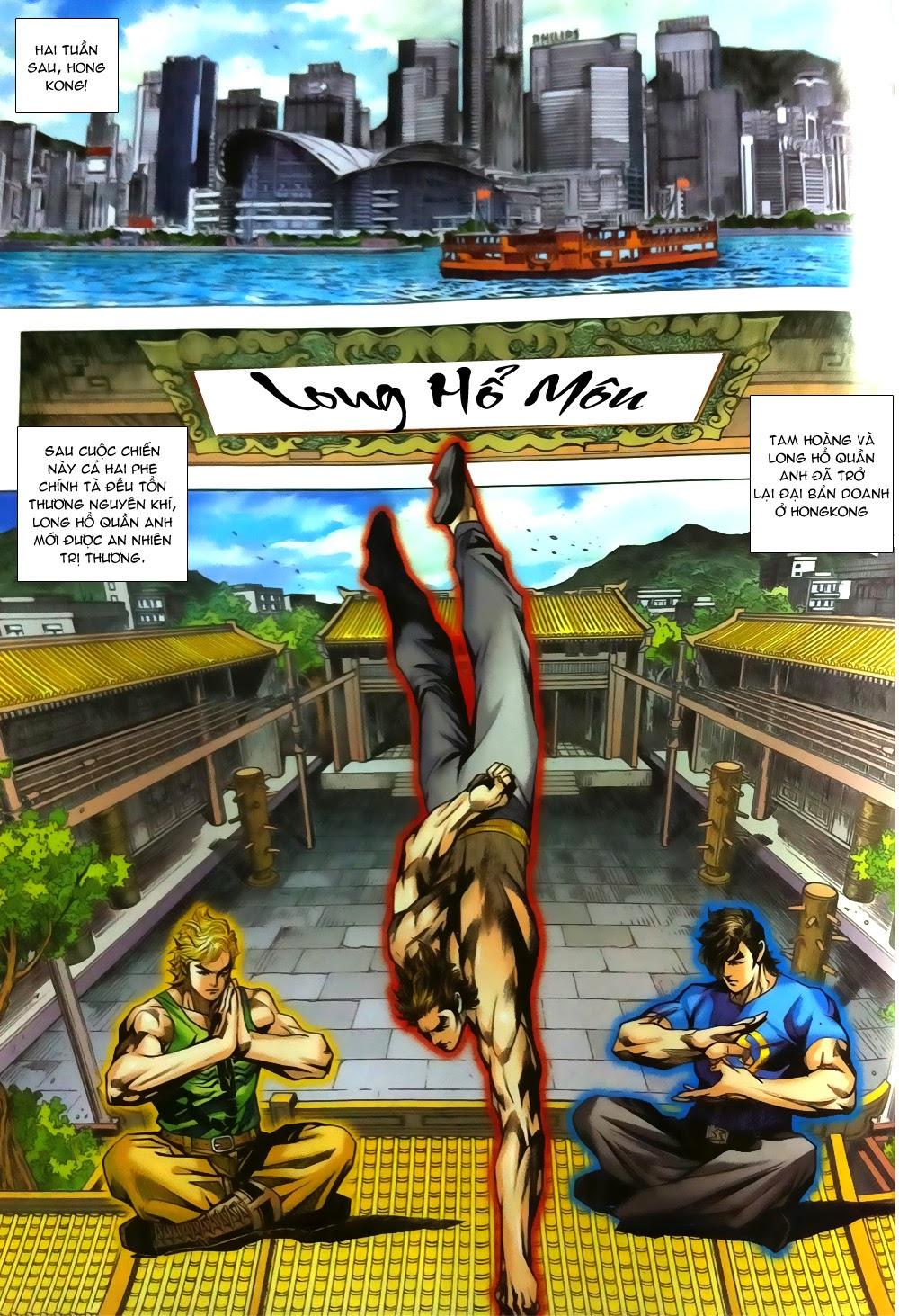 Tân Tác Long Hổ Môn chap 780 - Trang 27