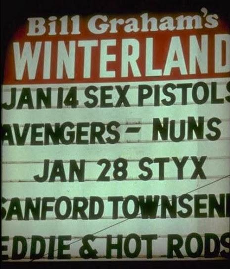 nuncalosabre.Live Music Show - Sex Pistols (The Last Concert, San Francisco 1978)