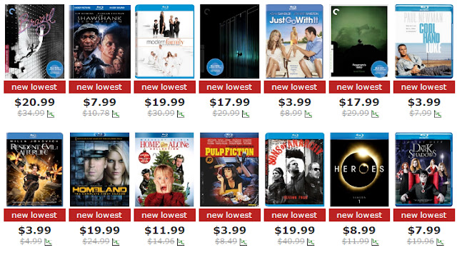 Best Buy DVD/Blu-ray Movies