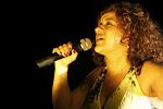 Janinha Brito, cantora, blogueira, mãe, ativista cultural