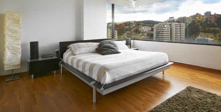 Marzua la mejor orientaci n de la cama para dormir bien - Orientacion cama dormir bien ...
