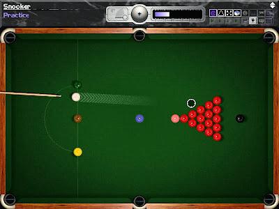لعبة بلياردو Billiard game