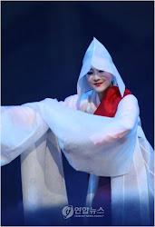 SEUNGMU (MONK DANCE)  僧舞 重要無形文化財 27號