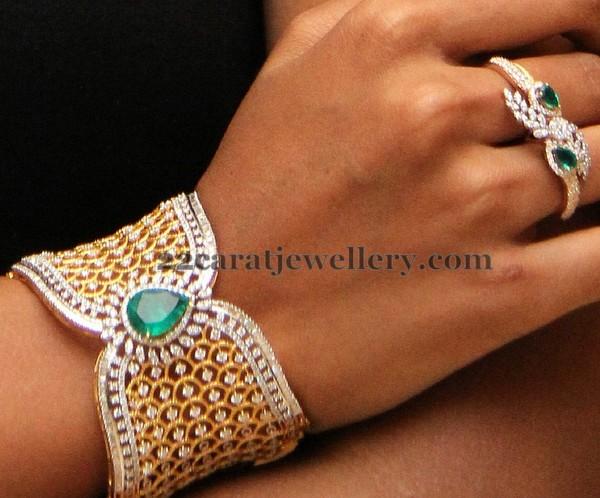 Debbi Showing Heavy Jewelry