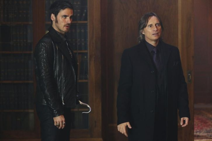 POLL : Favorite Scene from Once upon a Time - Heroes and Villains?