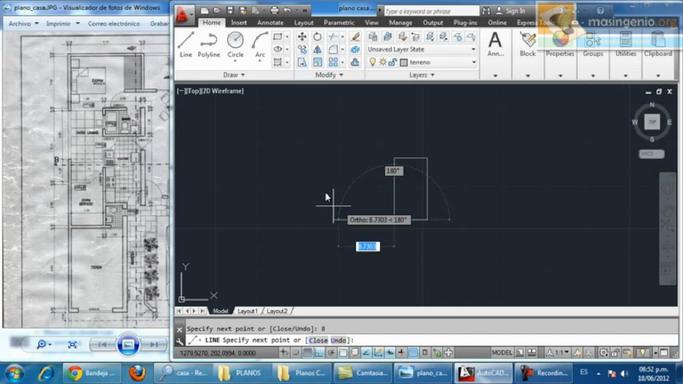 Autocad tutoriales tips y trucos curso de autocad for Programa para hacer planos gratis en espanol