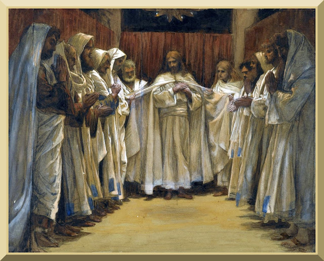 """The Last Sermon of Our Lord"" -- by James Tissot"