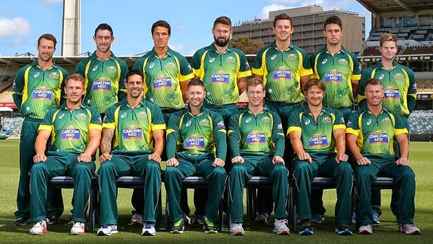 Best Hd Wallpapers Australian Name Final Squad For Icc Cricket
