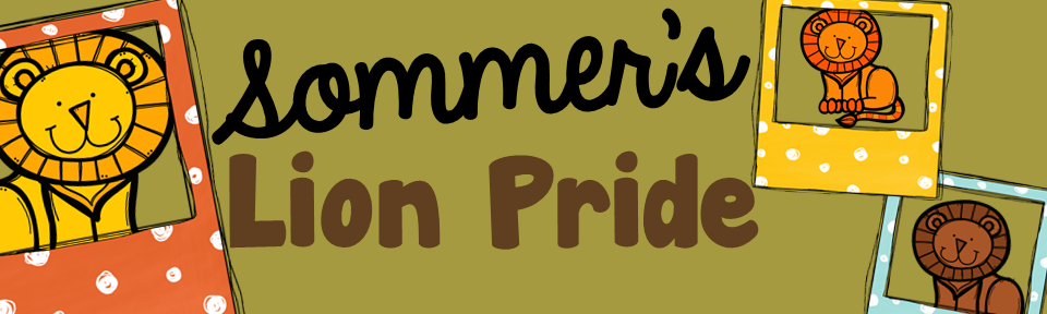 Sommer's Lion Pride
