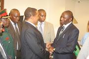 Saluant le président Tanzanien !