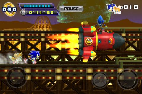 Sonic for iPad 3