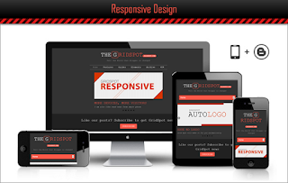 Template+Responsive Template Blog Responsive SEO Friendly 2013