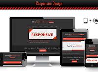 Template Blogger Responsive Rekomendasi 2013