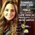 Perlla grava Programa Silvio Santos