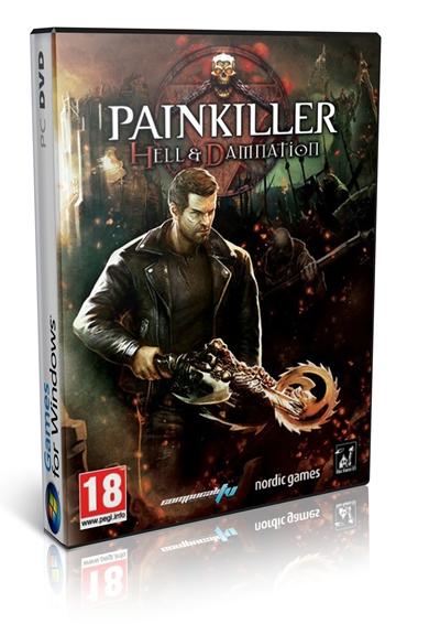 Painkiller Hell and Damnation PC Full Español Skidrow Descargar 2012