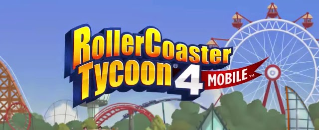 RollerCoaster Tycoon 4 Mobile Android