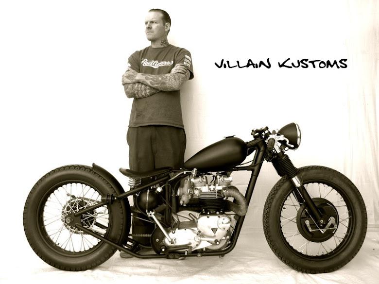 Villain Kustoms