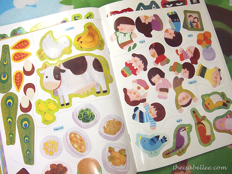 QQ Books 100 stickers