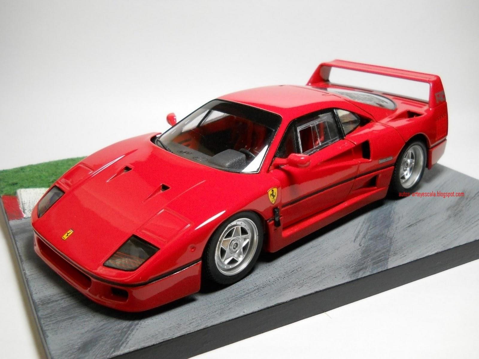 1:18 Ferrari F40 Bburago Windscreen 1//18
