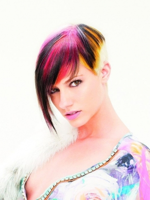 Cool-Multi-Chromatic-Hair-Color-Ideas-for-Fall-2012-1
