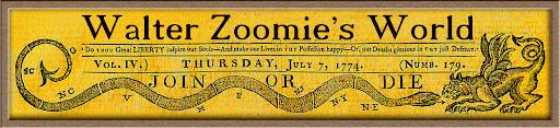 Walter Zoomie's World