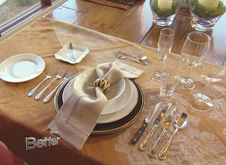 Formal and Basic Table Setting Tips