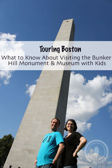 What to Know About Visiting the Bunker Hill Monument & Museum with Kids