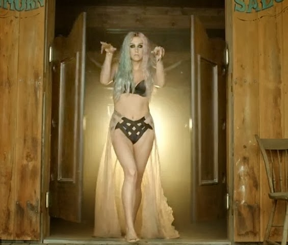 Kesha 2014 Timber