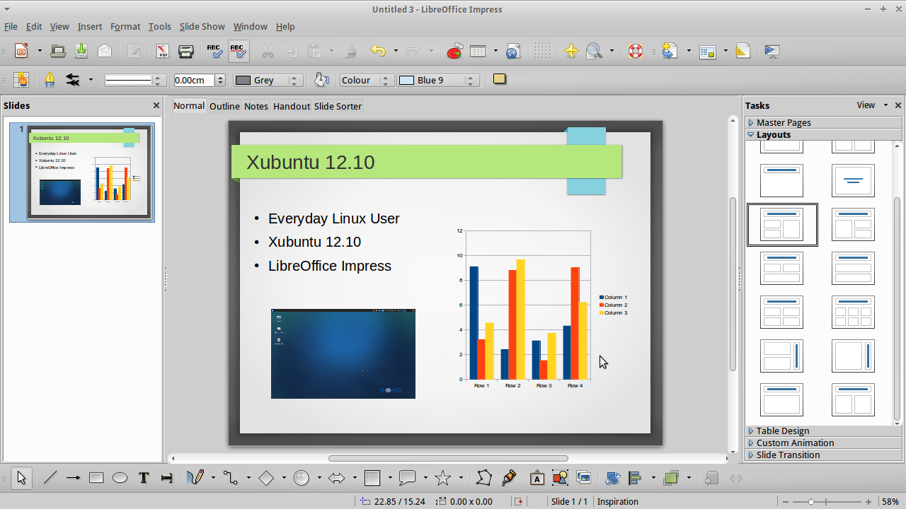 Make xubuntu the ultimate linux operating system install - Open office windows 7 gratuit francais ...