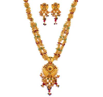 Prince Jewellery Latest Necklace Models