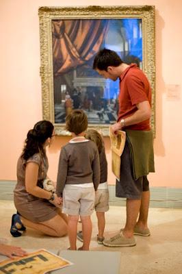 Museo Thyssen para niños