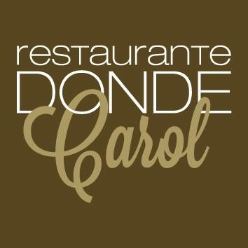DONDE CAROL. Menú ejecutivo