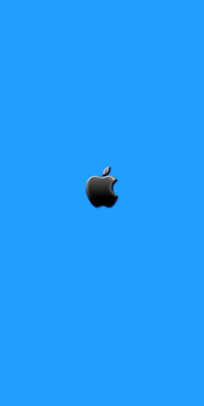 Blue Apple Wallpaper Iphone Hd Wallpapers Collection