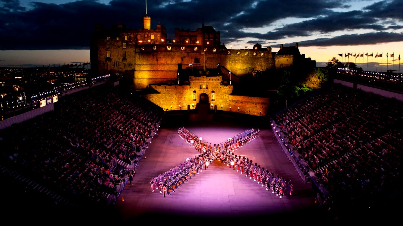 Royal Edinburgh Military Tattoo Tickets 2015  Official Website