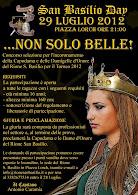 San Basilio Day - edizioni precedenti