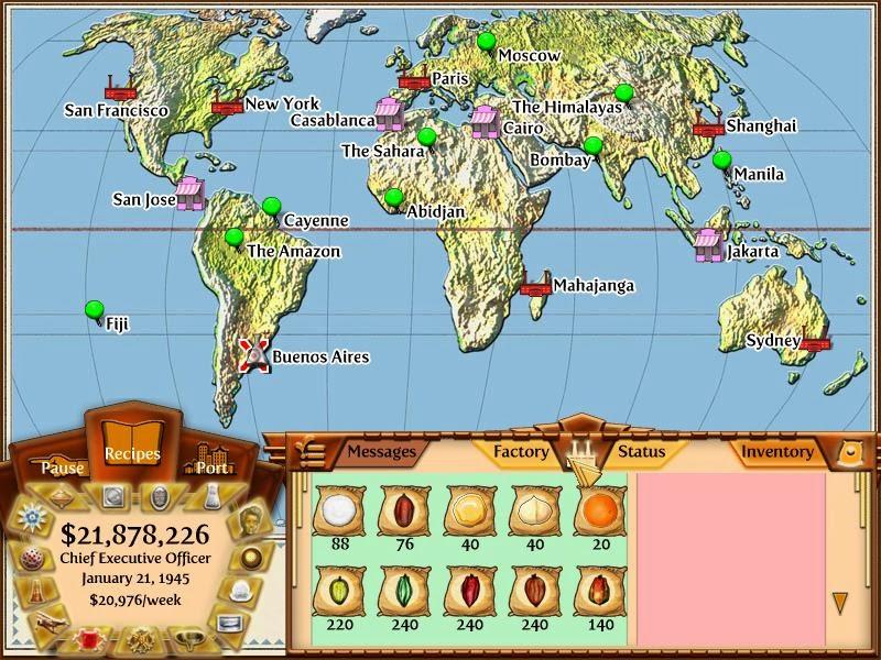 chocolatier game  free full version