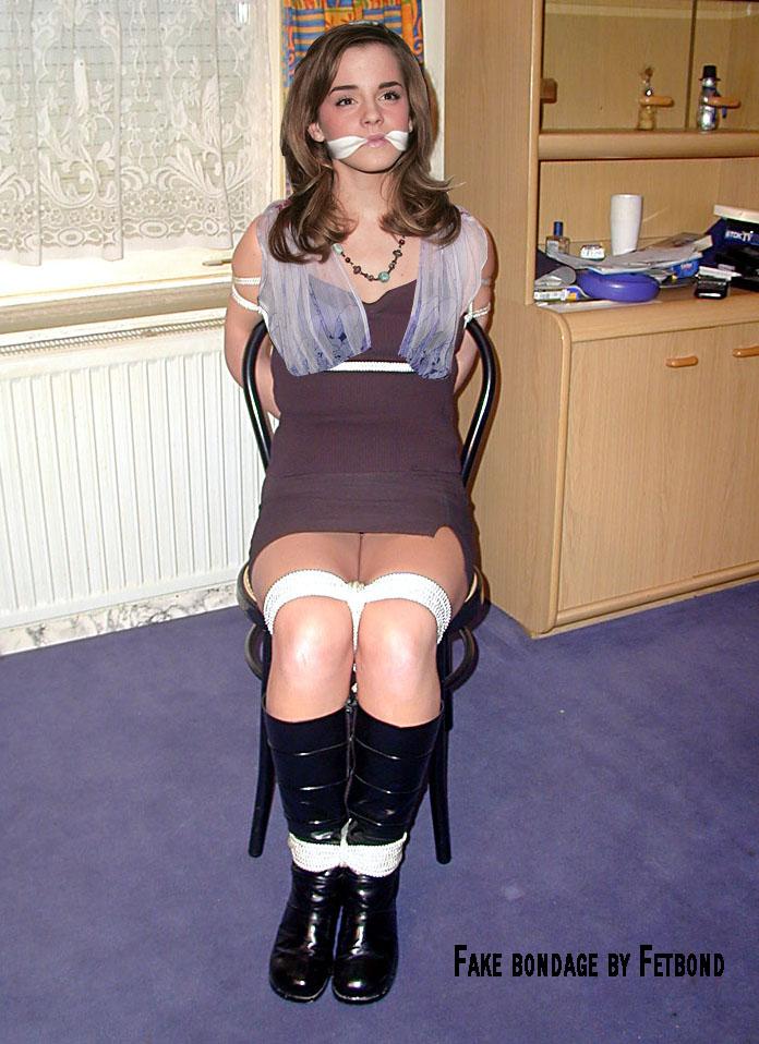 Tied up teen emma hix gets kinky hard punishment s5e8 8