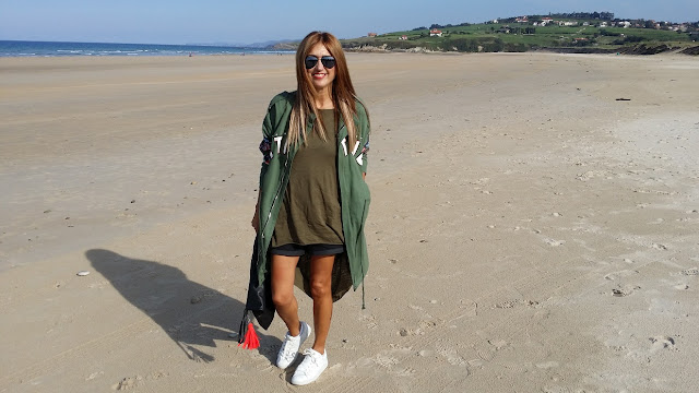 Ophelie and Marlon, Carmen Hummer Style, Bag, In the beach, Isadora Comillas, Fashion Blogger