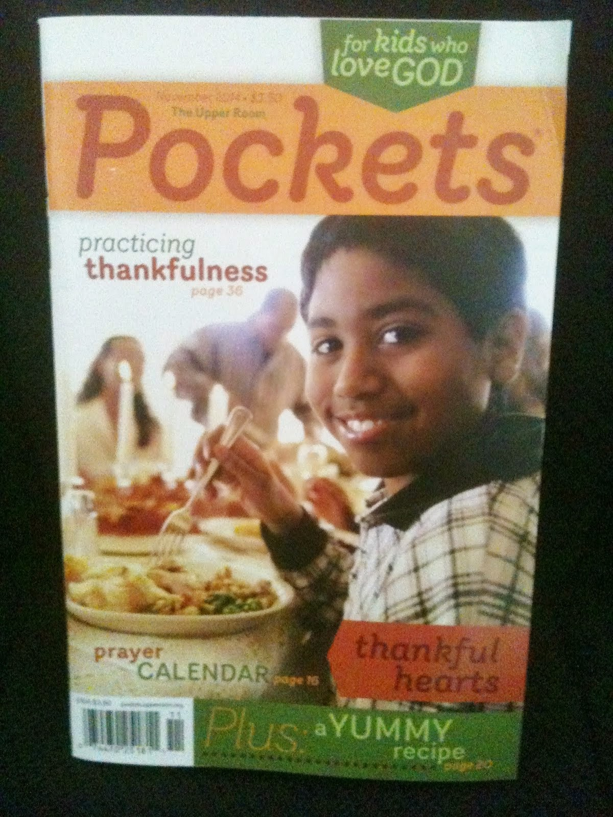 Pockets Magazine