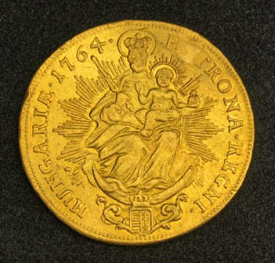 Maria Theresa 2 Gold Ducats