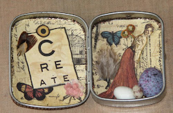 Altered Candy Tin Swap! Sign Up Now!