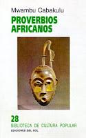 Mwambu Cabakulu Proverbios africanos
