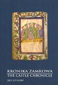 Dostępne w formacie PDF: artykuły Kronika Zamkowa, nr 1-2/53-54/2007