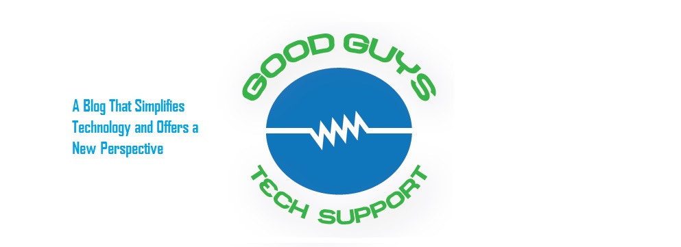Good Guys Tech Blog
