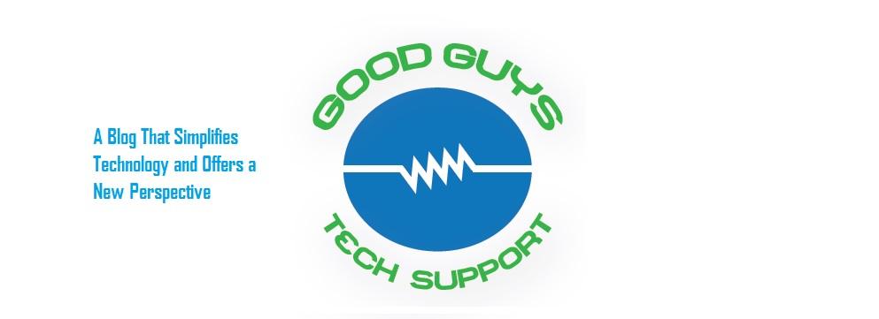 Good Guys Tech Blog