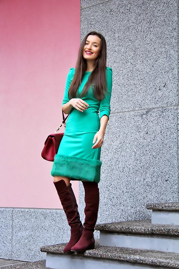 Waggon Paris dress