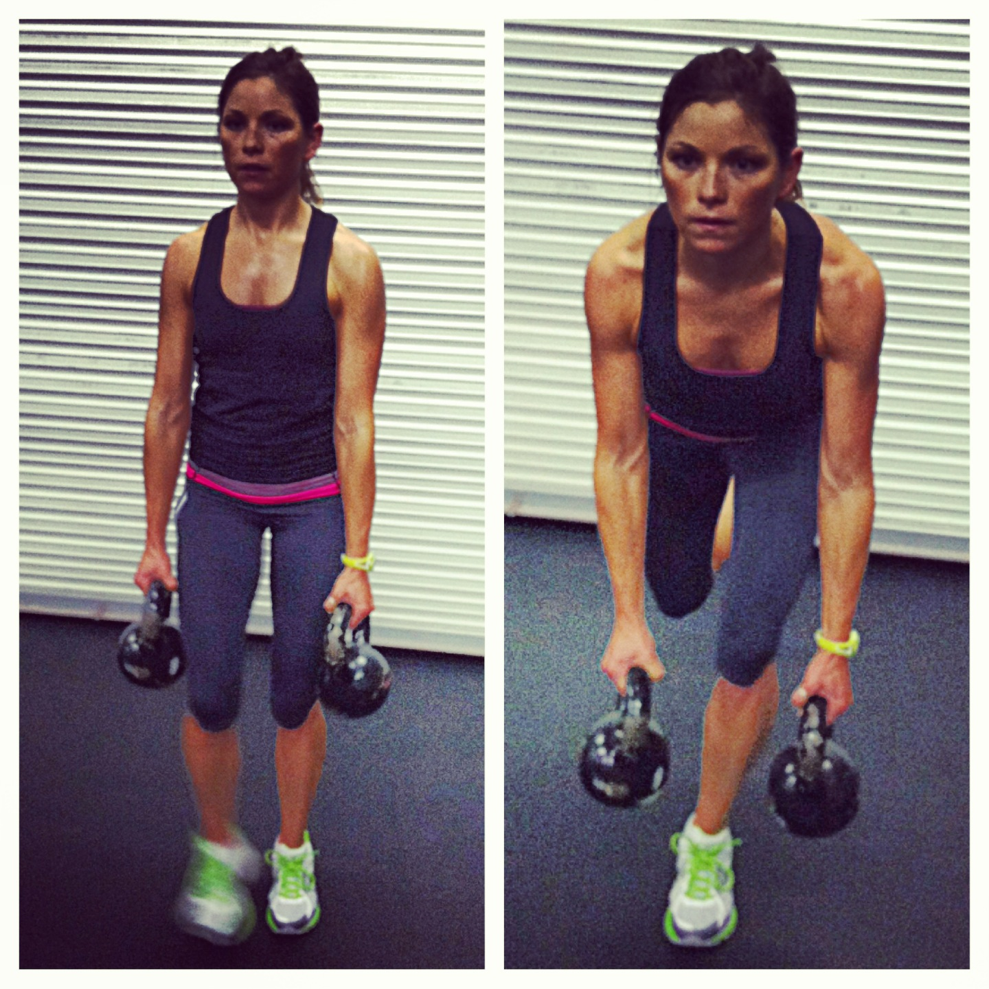 TRi*Tawn: What I Love: Single Leg RDLs & Overhead Squats with a Band