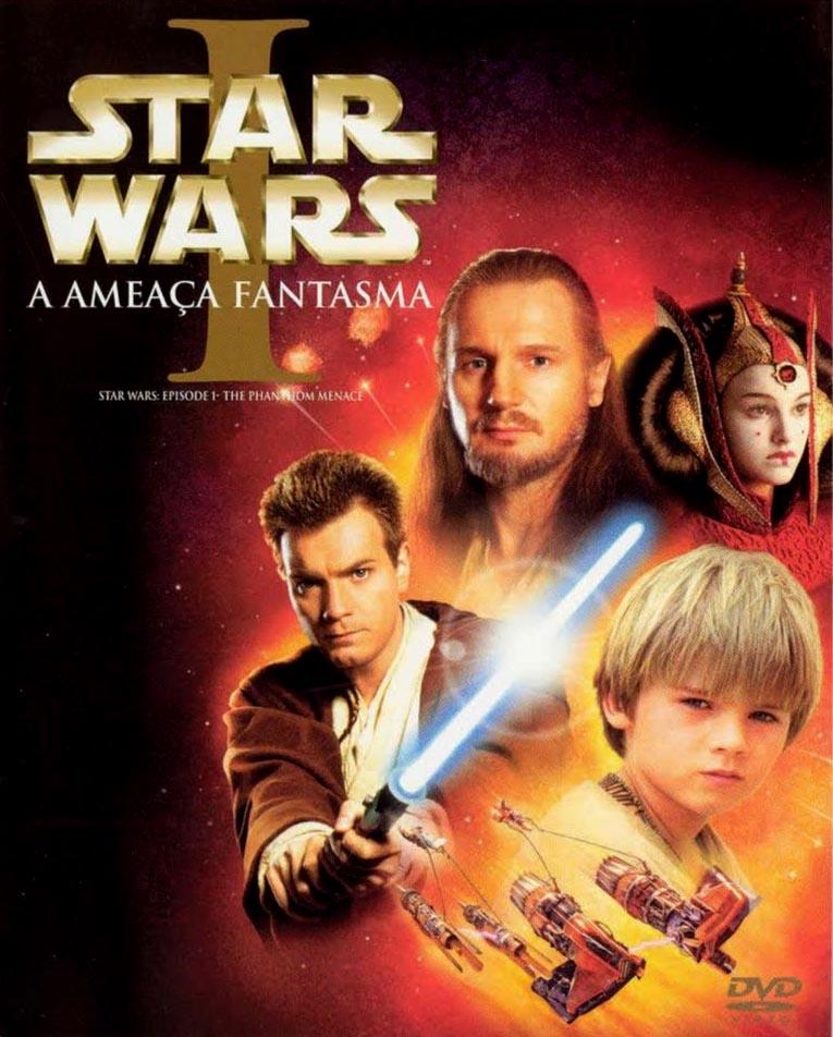 Star Wars: Episódio I - A Ameaça Fantasma Torrent - Blu-ray Rip 720p e 1080p Dual Áudio (1999)