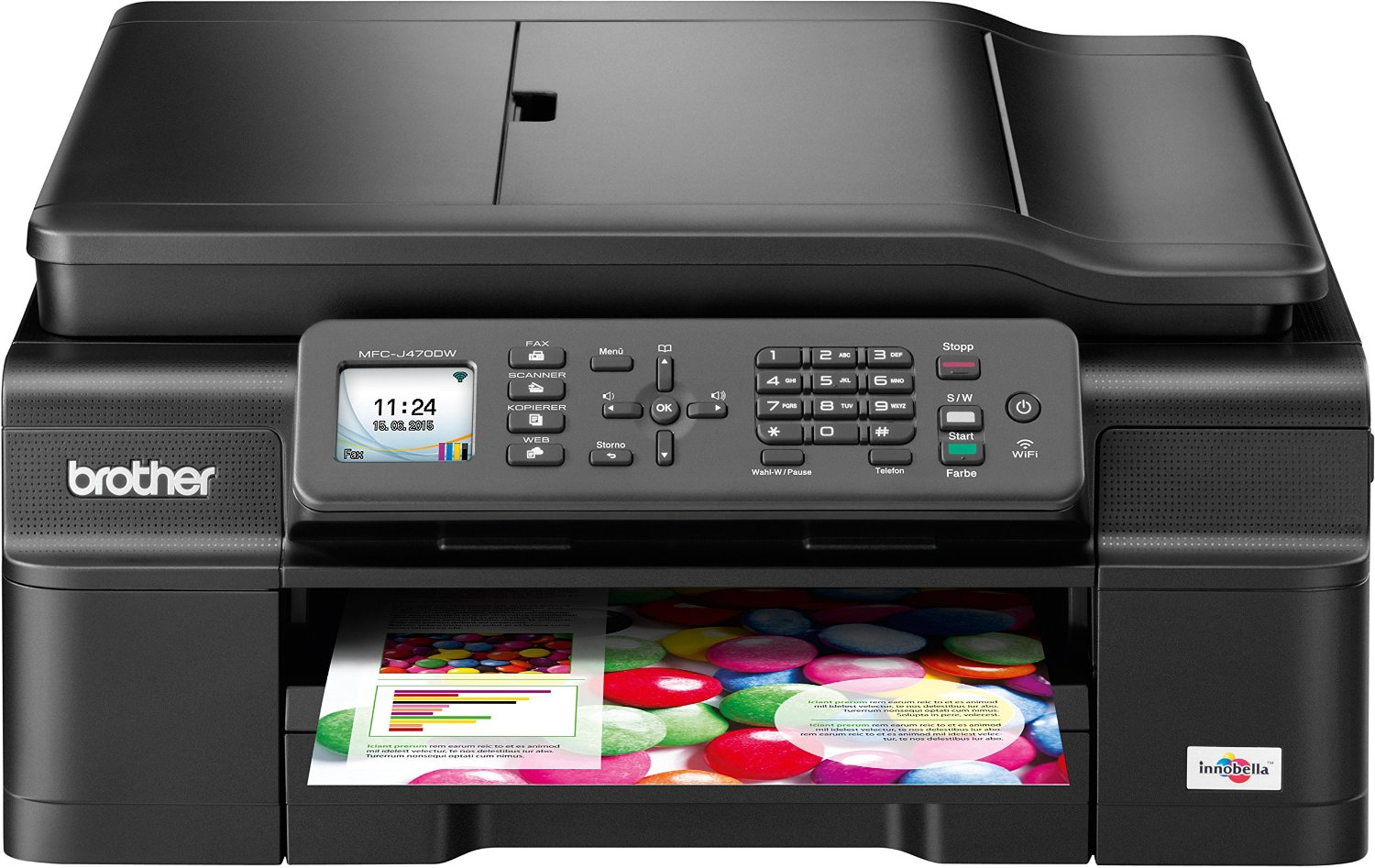 Download Driver For Brother Printer Mfc-j470dw